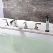 HIDEEP Bathtub faucet HI07005 --- Chrome