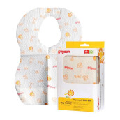 PIGEON Disposable Baby Bibs 20Pcs