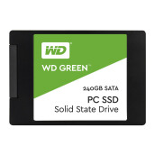 WD SSD WDS240G1G0A Green