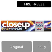 CLOSE UP Fire Freeze GAGA 160g