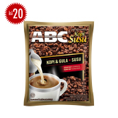 Abc Susu Bag 31gr x 20 pcs