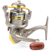 GS Fishing Spinning Reel Lightweight 14BBs Reel Fly-GS7000