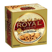 ROYAL CHOICE Biscuit Tin 480g