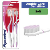 PEPSODENT Double Care Sensitive 3pcs