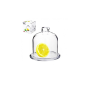 PASABAHCE Basic Food Container Coaster Dome - 98397