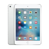 APPLE iPad Mini 4 WIFI + Cellular 128GB - Silver