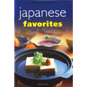 PERIPLUS   Mini Cookbooks - Japanese Favourites  - Angela Nahas [Paperback] 9780794605353
