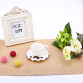 275 x 30CM Table Cloth Placement Home Decoration EARTHY