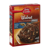 BETTY CROCKER Brownies Walnut 16.5oz