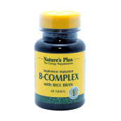 NATURE'S PLUS B Complex 60pcs