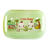 LITTLE BABY Soap Container 504 - Green