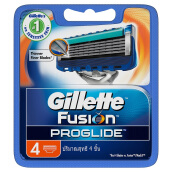GILLETTE Fusion Proglide Manual Cartridge 4pcs