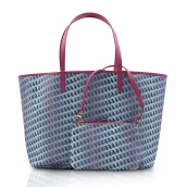ETRO Shopping Tote Bag - Torquise [141P1B374-8835]