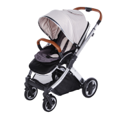 OYSTER 2 Babystyle Chrome Beige