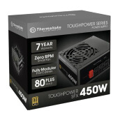 THERMALTAKE TOUGHPOWER SFX / FULLY MODULAR/ 450W /SFX/A-