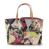 ETRO Shopping Tote Bag - Pink [142P1B374-2683]