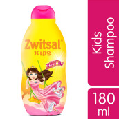ZWITSAL Kids Shampoo Beauty Pink 180ml