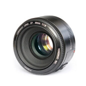 Yongnuo 50mm f/1.8 Lens for Canon Black