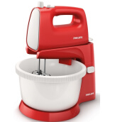 PHILIPS Mixer with Stand HR1559/10 - Merah