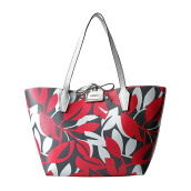 GUESS Handbags Inside Out Tote - Red Multi [FF642236]
