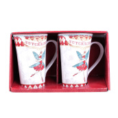222 FIFTH - Tall Mug - Set of 2 - Nutcraker D
