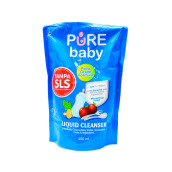 PURE BABY Liquid Cleanser Refill 450 ml