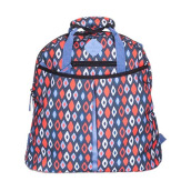 OKIEDOG Freckles Backpack BlueRed Rombe