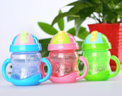 240ml Portable Leakage-proof Babies Bottle