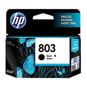 HP 803 Black Ink Cartridge