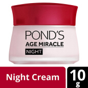 POND'S Age Miracle Night Cream Jar 10g