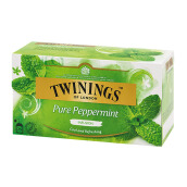TWININGS Pure Peppermint Herbal 25 x 2g