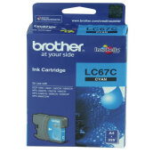 BROTHER LC-67 ink - Cyan
