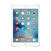 APPLE iPad Mini 4 WIFI + Cellular 128GB - Gold
