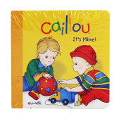 CHOUETTE Caillou It's Mine! 2 - 4 years