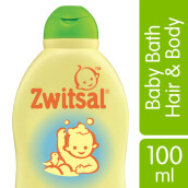 ZWITSAL Baby Natural Hair and Body 100ml