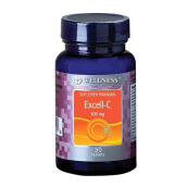 WELLNESS Excell-C 300mg 30 Tablets