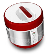 YONG MA Magic Com SMC 4023 W - Silver Merah