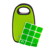 MUNCHKIN Insulated Bottle Bag - Green