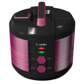 YONG MA Magic Com SMC2073 BI - Pink Hitam