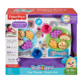 FISHER PRICE Laugh & Learn Say Please Snack Set 6DRF59