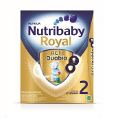NUTRIBABY Royal 2 Susu Formula Box - 400gr