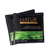NATUR Hair Mask Aloevera 15g