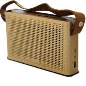 NAKAMICHI My Music Space With PowerBank - Gold