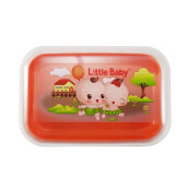 LITTLE BABY Soap Container 1207 - Orange