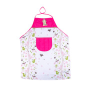 ARNOLD CARDEN Kitchen Apron Bird Tree - Pink / 58x75cm