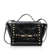 NEW COLLECTION Studded tote bag - Black