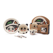 ECOJOY Bamboo Kids Set - Panda EJ6133