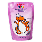 PIGEON Kids Wash Liquid Strawberry Grape Refill 350ml - PR070106