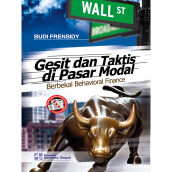SALEMBA EMPAT Gesit dan Taktis di Pasar Modal:Berbekal Behavioral Finance - Budi Frensidy 9789790616943