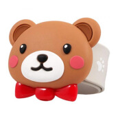 KIDMIA Child Loss Prevention Alarm - Brown Bear